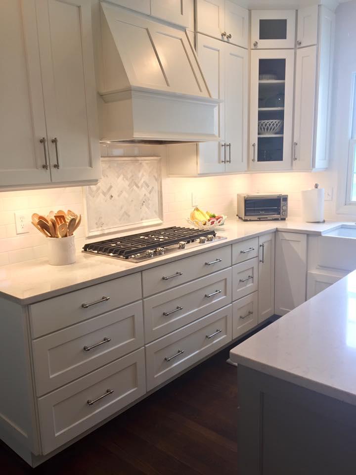 friends houses annas kitchen renovation the fat hydrangea - Annas Kitchen