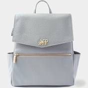 Freshly Picked Stone Classic Diaper Bag