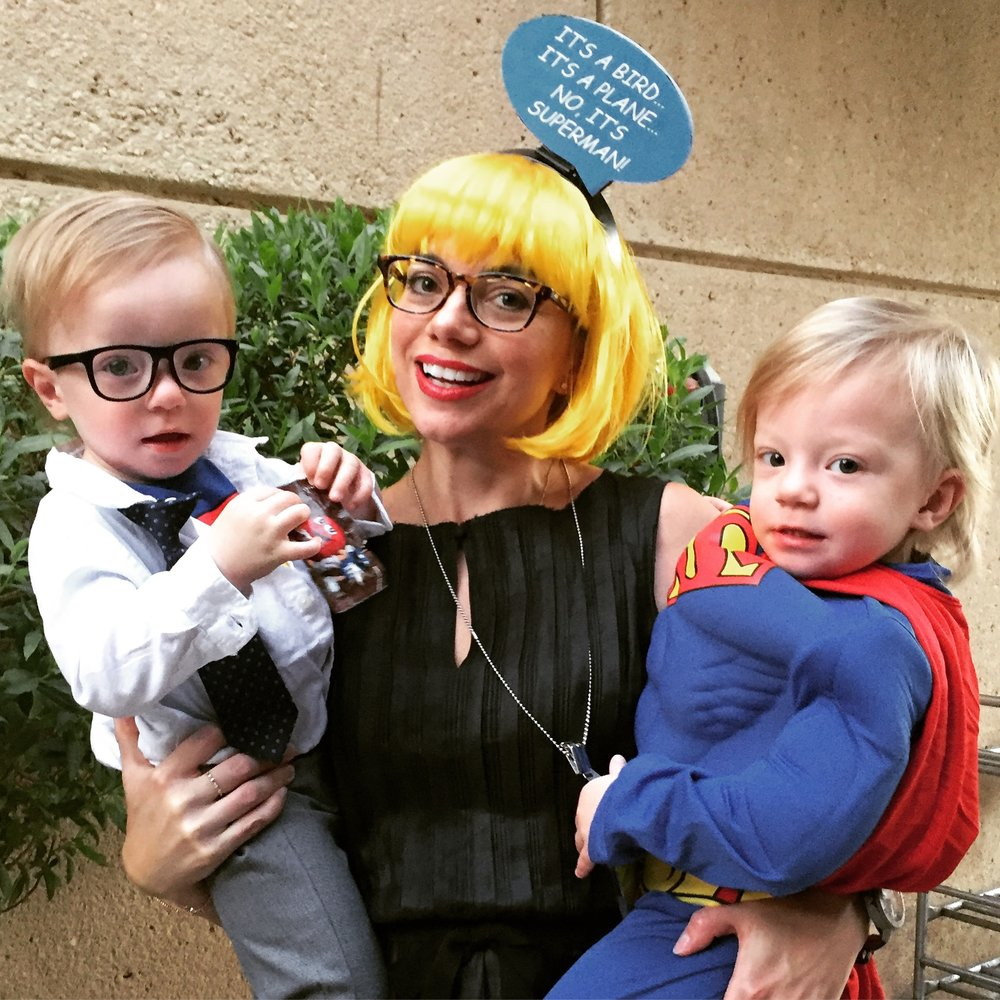 I'm A Fun Halloween Mom! — More Sweet Than Bitter