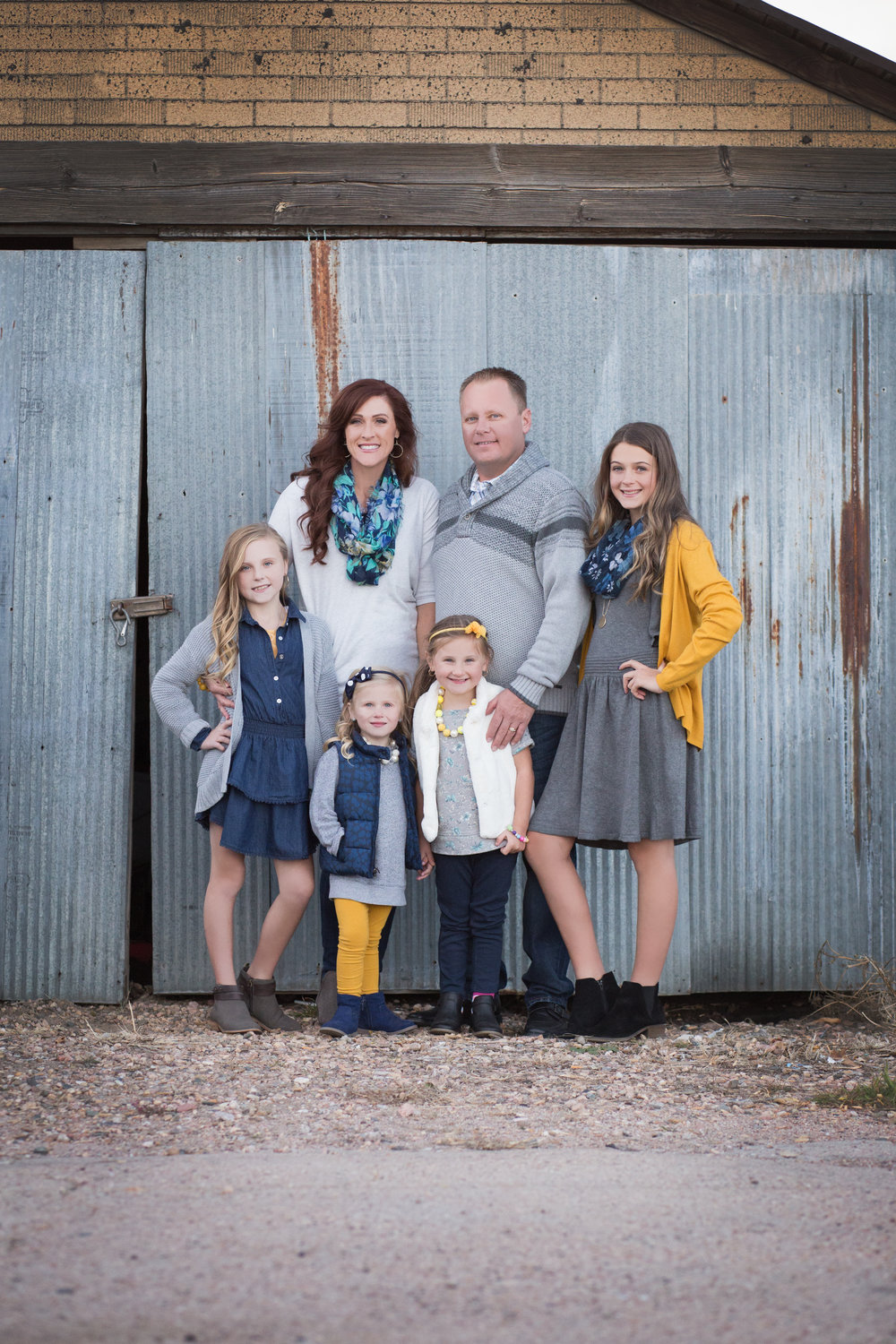 Ft. Collins Family Photographer