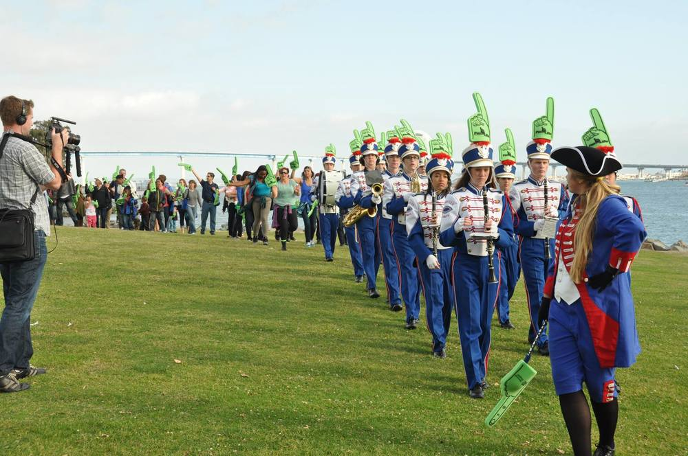 FFL Xtian high patriot marching band!.jpg