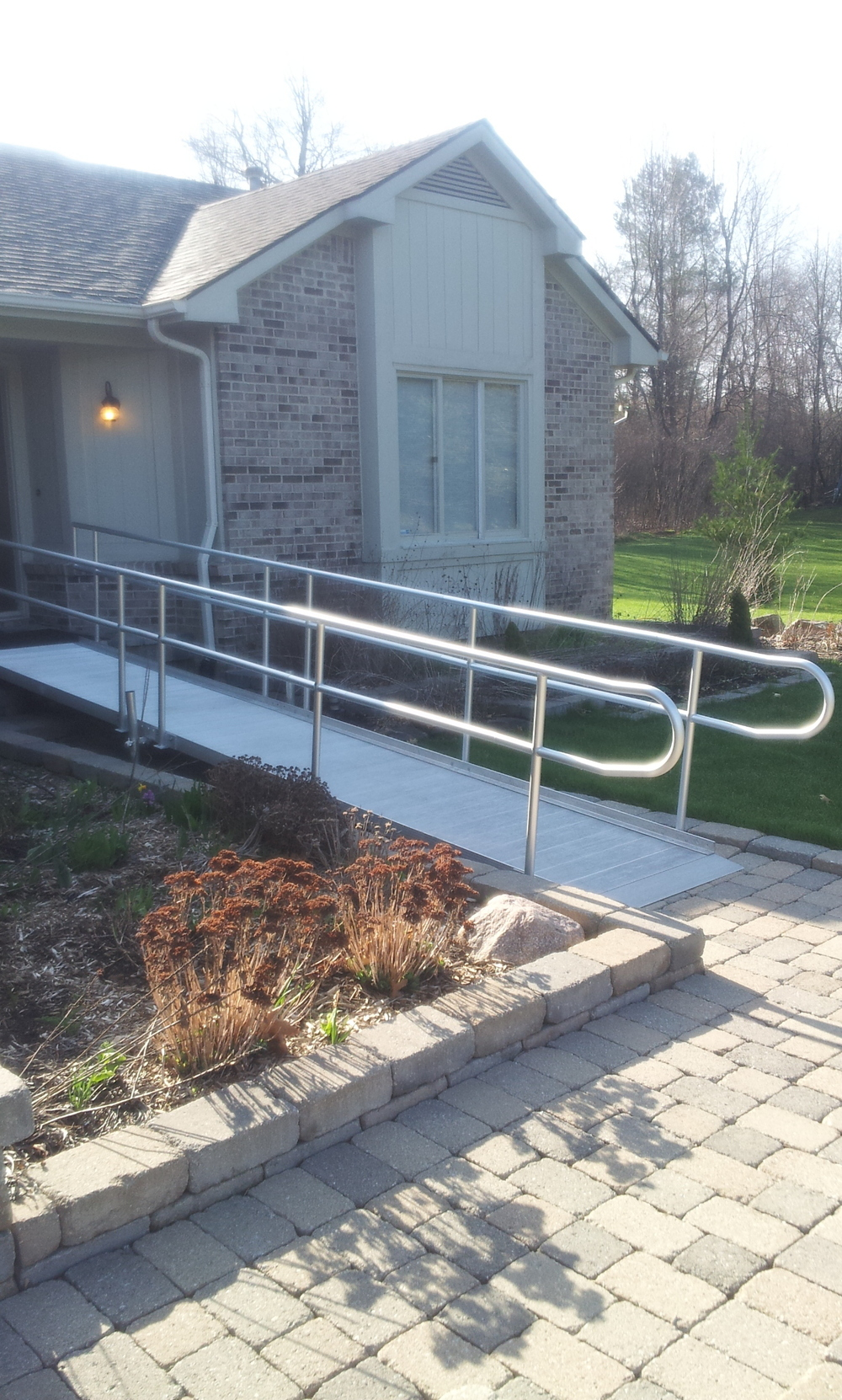 Aluminum Modular Ramp
