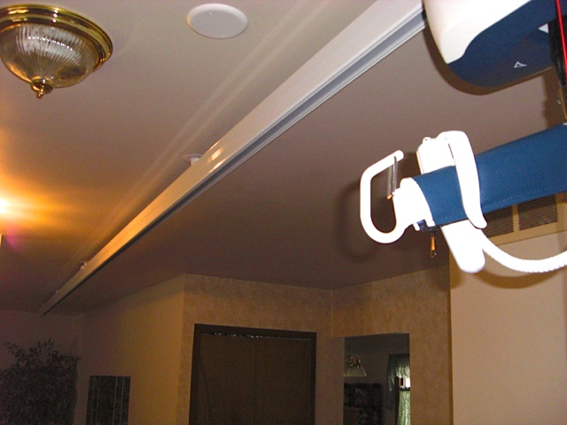 Smart Ceiling Lift- 4 function