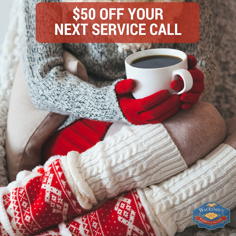 $50 Off Service Visit