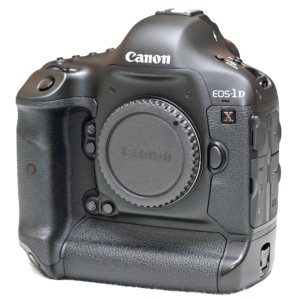 25 years after the T90, the EOS 1D-X