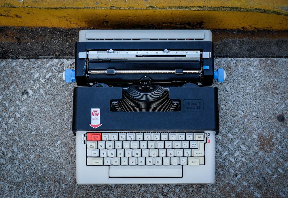 Olivetti Lettera 36