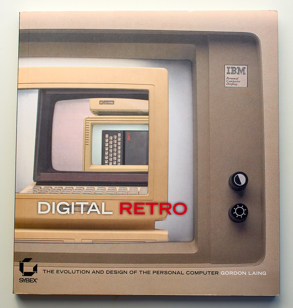 Digital Retro Cover