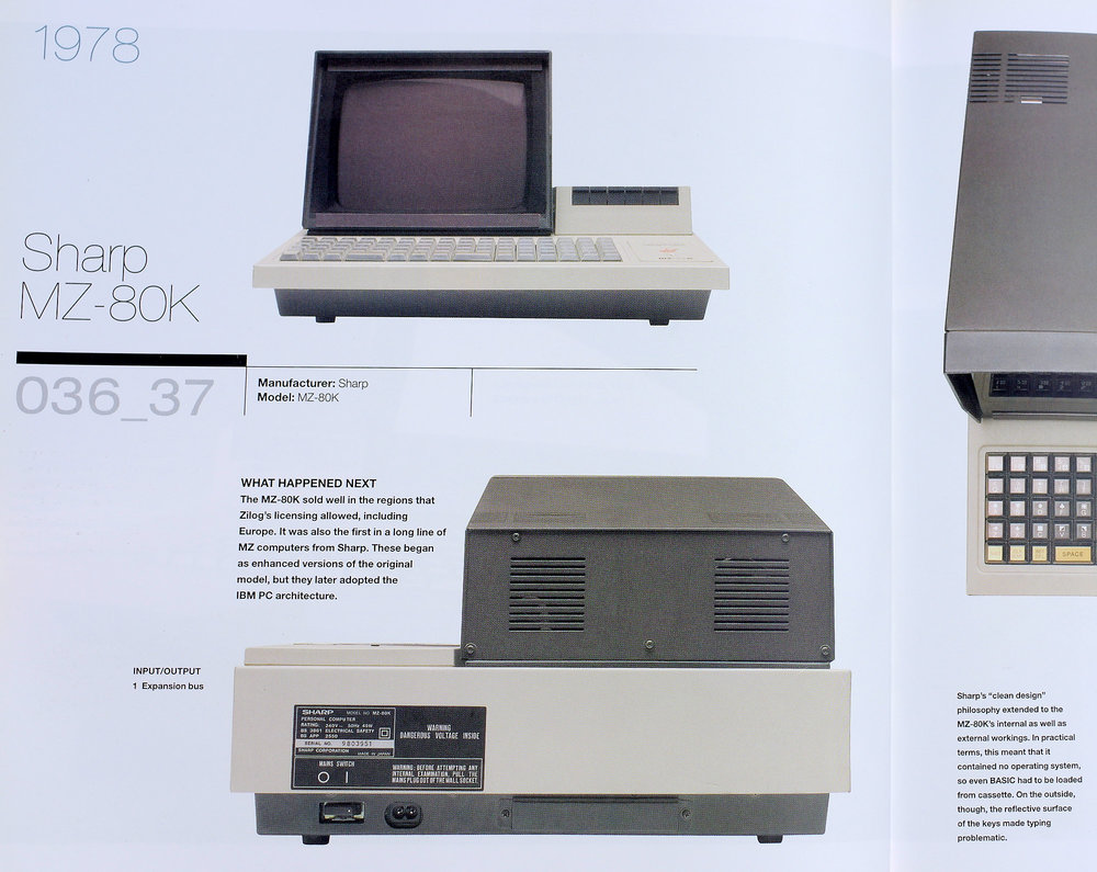 Sharp MZ-80K