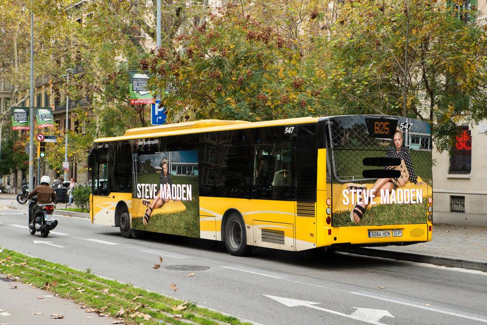 Steve Madden Busses Spring 2018