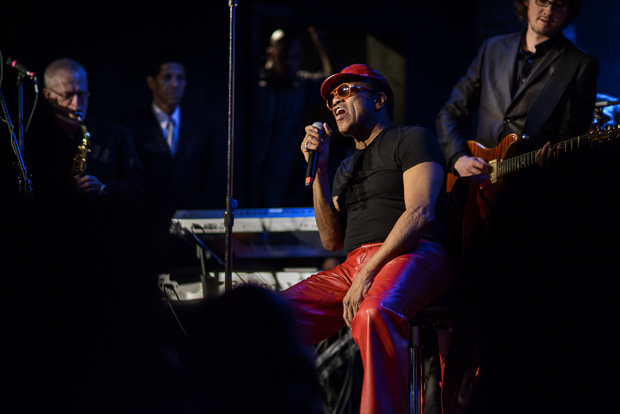 Bobby Womack at the City Winery