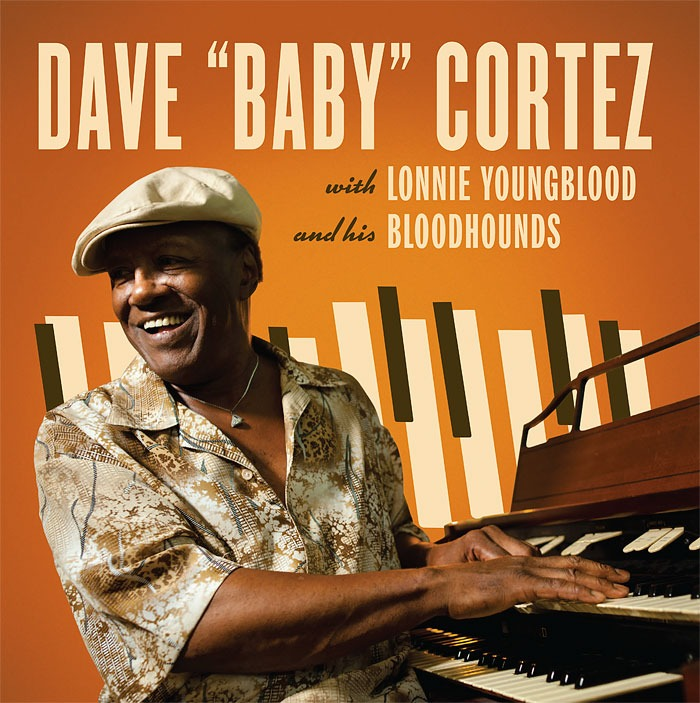 New Dave 'Baby' Cortez record out on Norton Records 11/22! (produced by Mick Collins and feat. Lonnie Youngblood) - cover photo by Jacob Blickenstaff