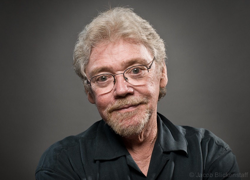 RIP Duck Dunn, a quick portrait shot at the 50th anniversary Stax concert in Memphis, 2007.
