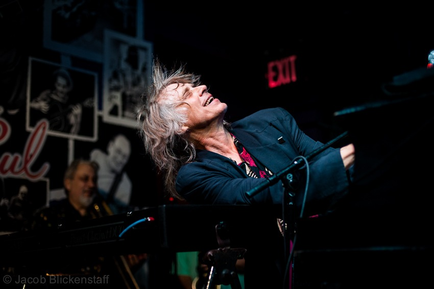 Happy Birthday to Terry Adams of NRBQ - live at the Iridium Jan, 2012