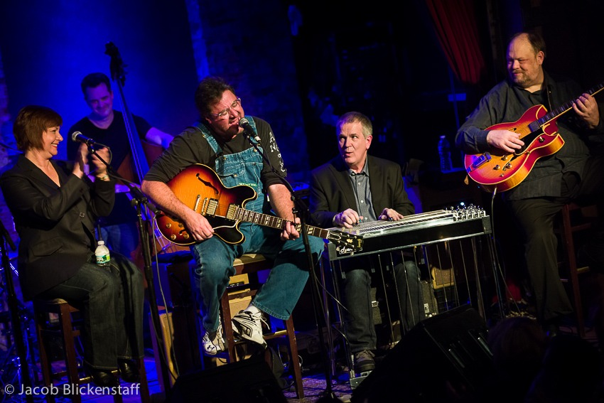 @RounderRecords #Grammy nominated artists The Time Jumpers at @CityWineryNYC feat. Vince Gill! @VGcom