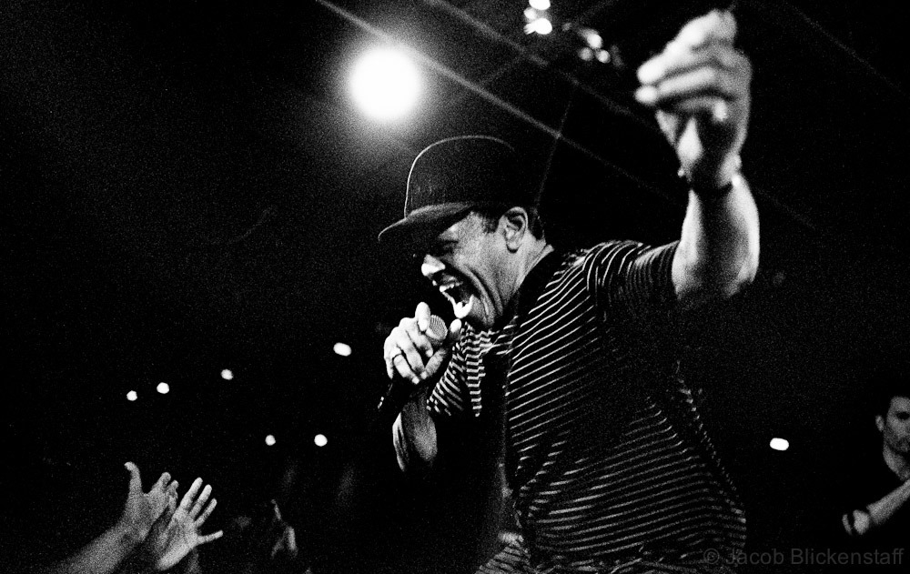 Bobby Womack, Ambassador Club, St. Louis 2011
