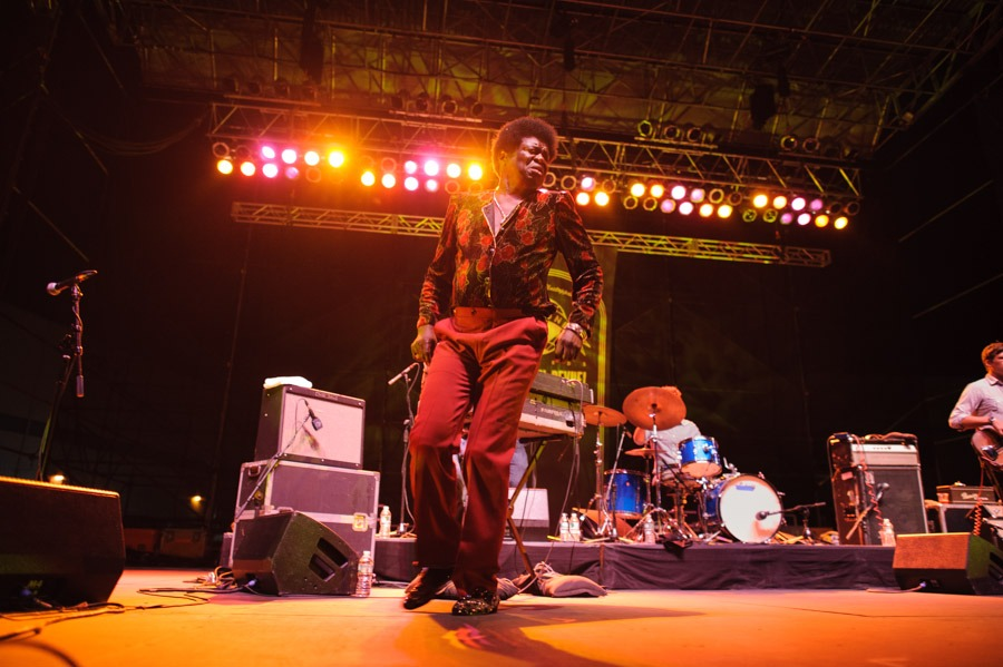 Charles Bradley, Daptone Super Soul Review at Williamsburg Park