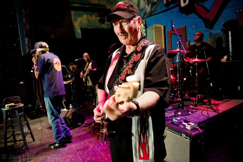 Happy Birthday James Burton