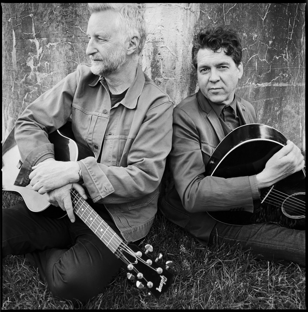 Billy Bragg + Joe Henry