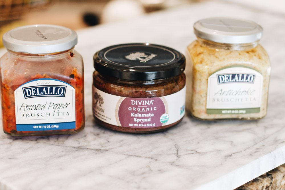 SPREADS I CANT LIVE WITHOUT!