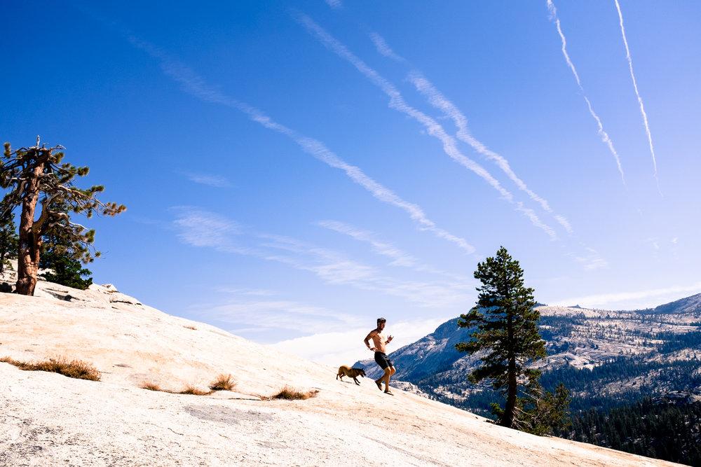 John & Lily 'Lazers' Yosemite Valley, 2016