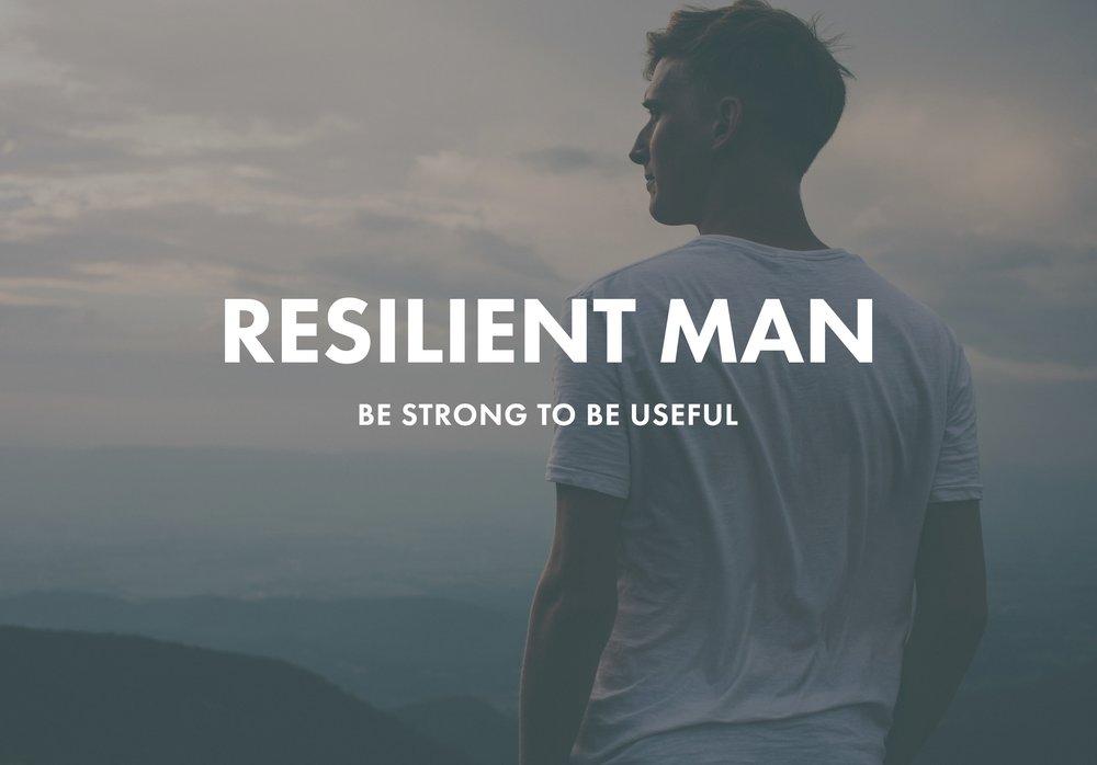 Health Coach John - Resilient Man