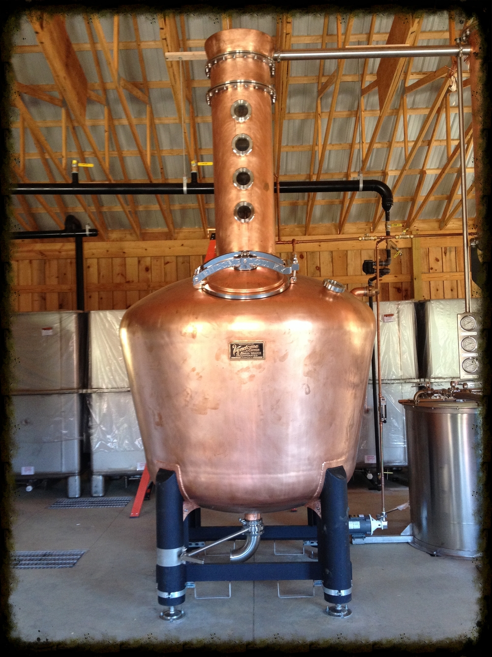Ragged Mountain Farm Distillery