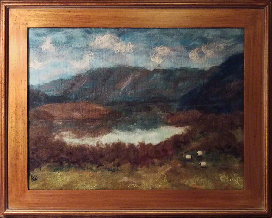 Scottish Countryside - Sold