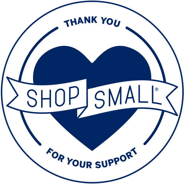 Shop Small Badge
