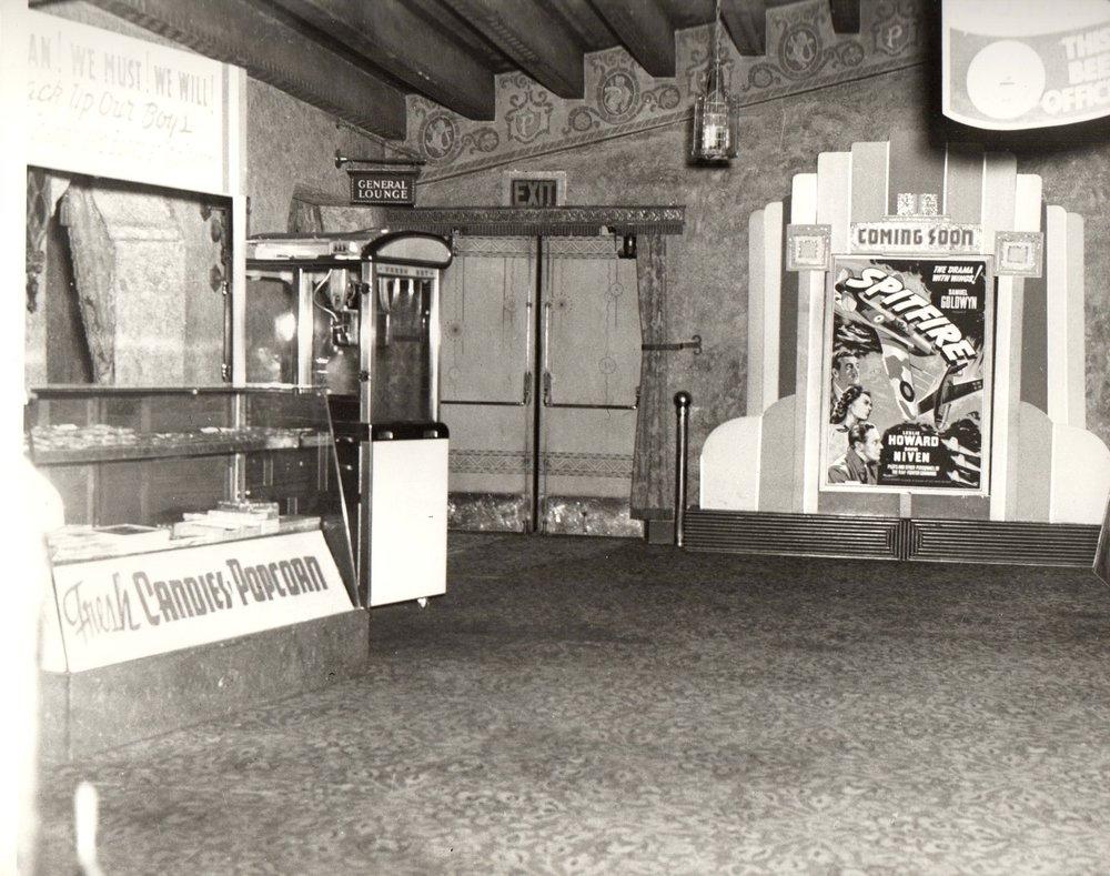 Lobby, circa 1943