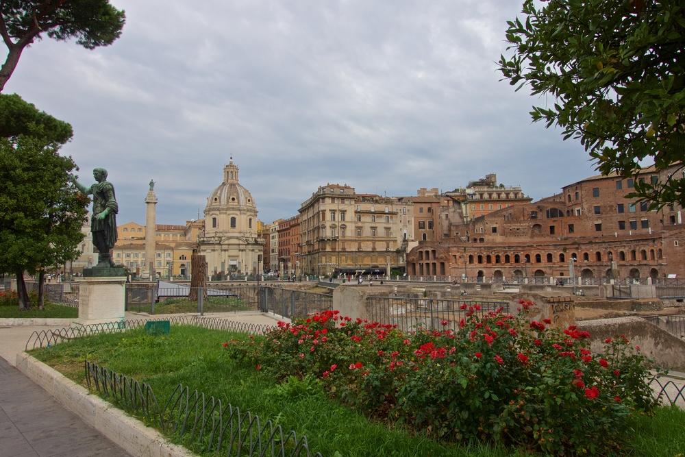 Imperial Forum, Rome