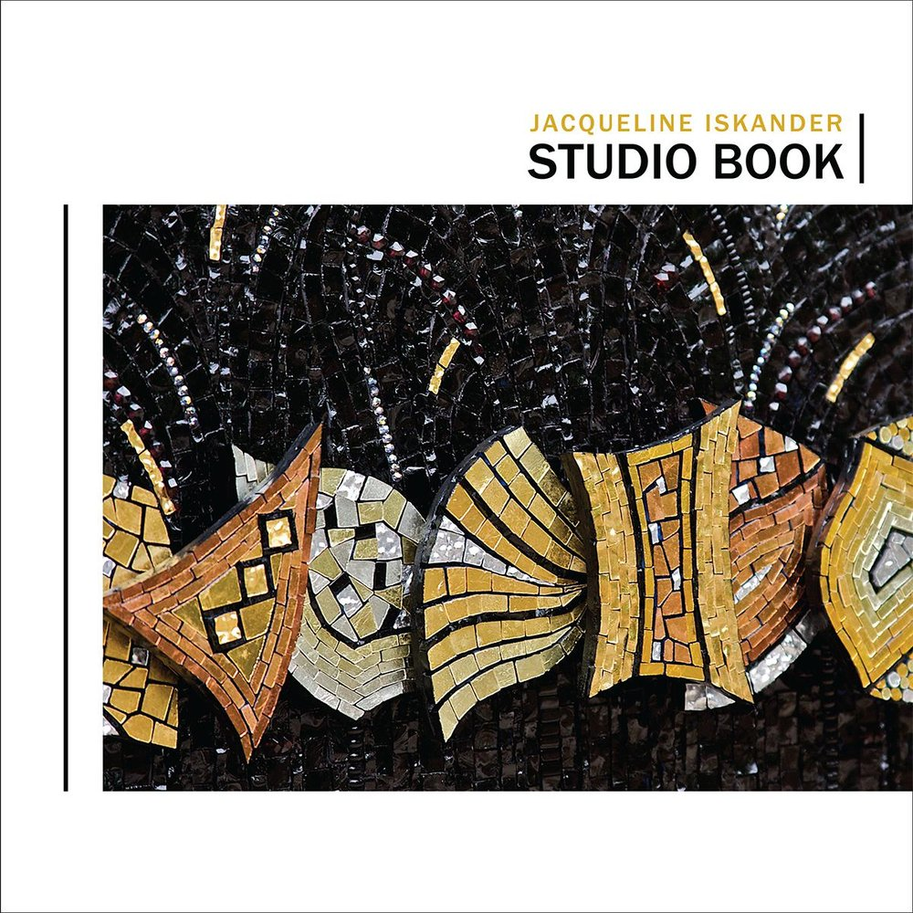 "STUDIO BOOK 142 pages. 12"" x 12"""
