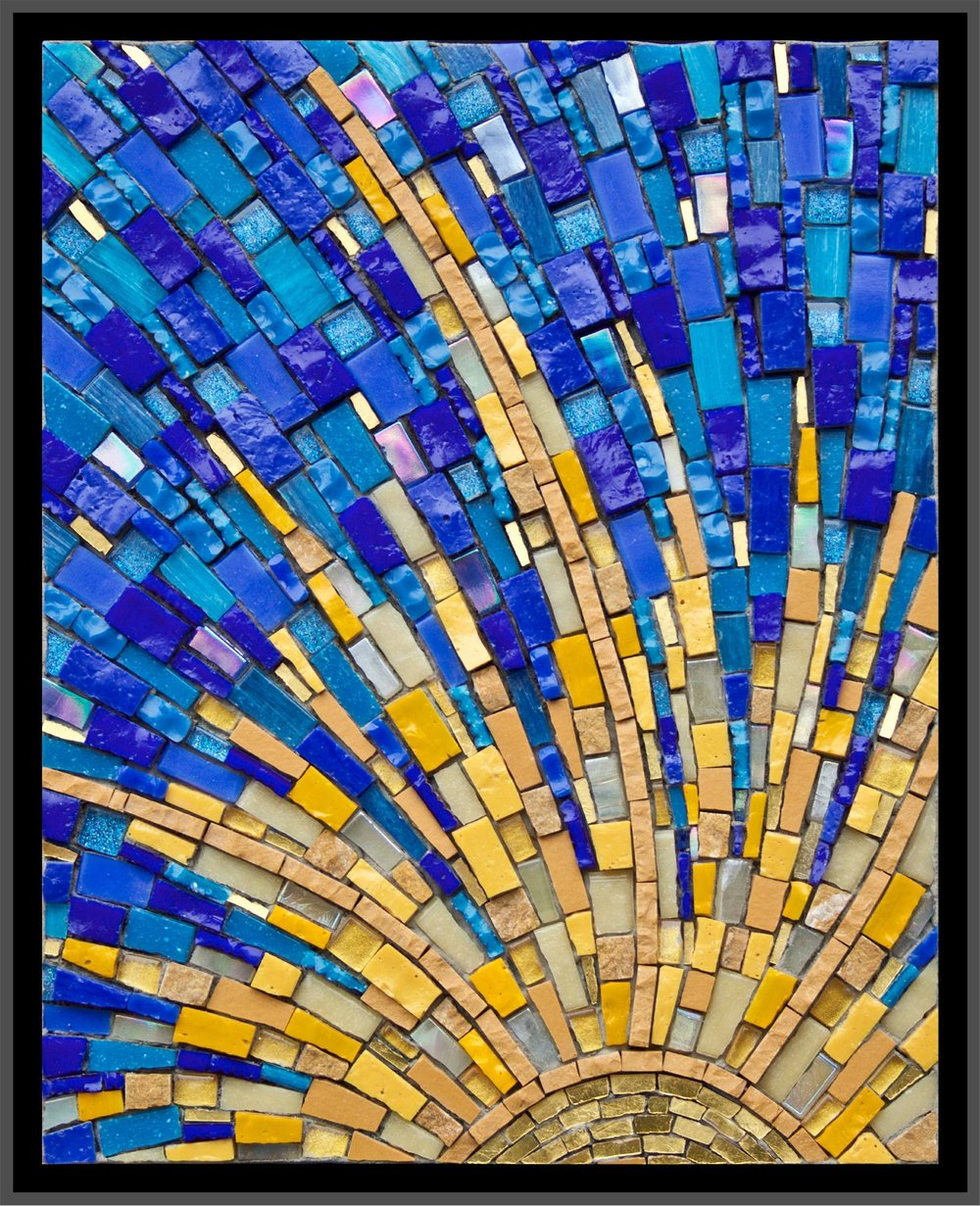 "Beginner's Mind № 4   10"" x 8"" 