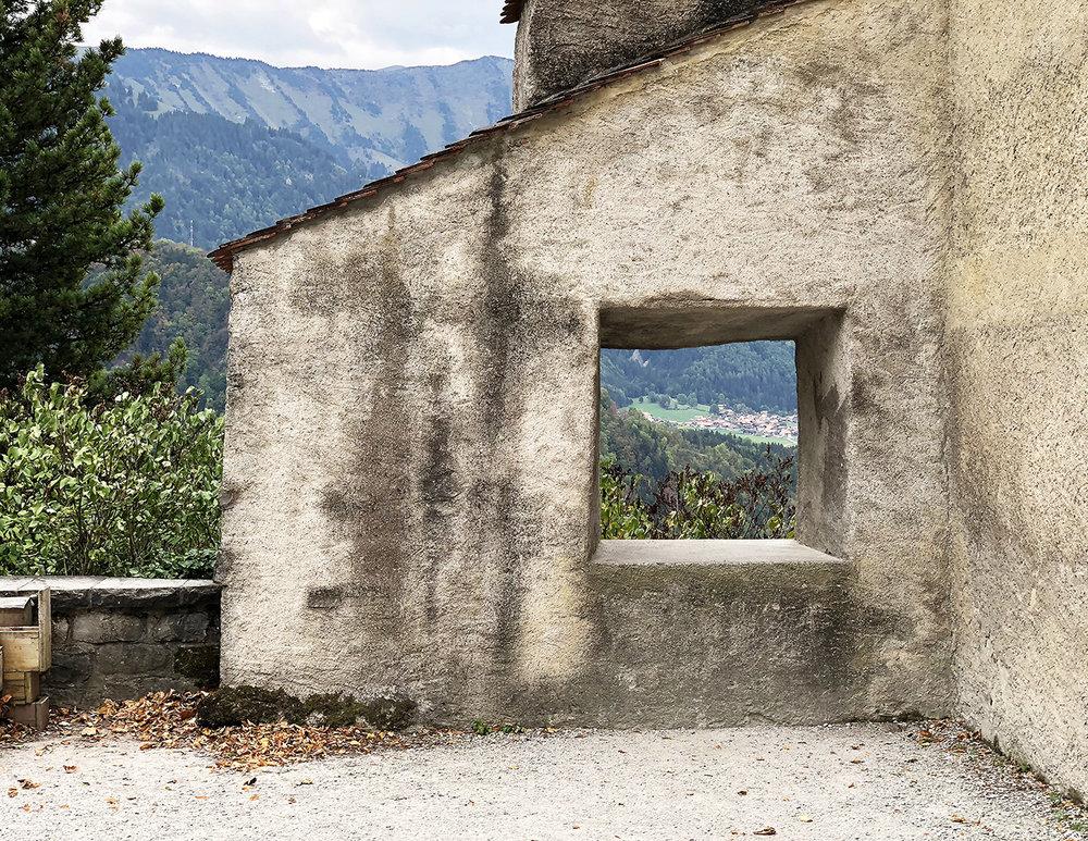 Near Château de Gruyères, Switzerland