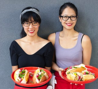 Valerie Luu and Katie Kwan are RPS. Every Thursday they do their thing at Mojo and it's delicious! Check out their menu at RPS Mojo Menu