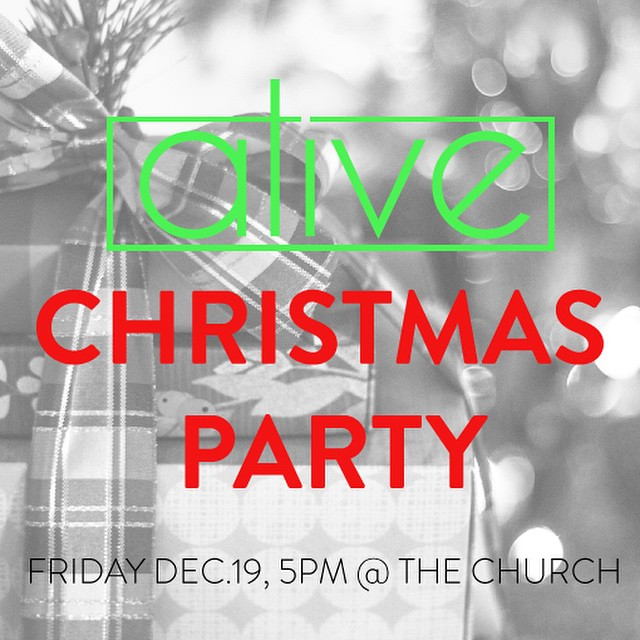 O boy o boy o boy! It's a Christmas party! Y'all come and bring a friend. We are going to have some kind of fun!!