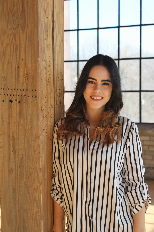 Ashley Handy - Marketing Content Designer