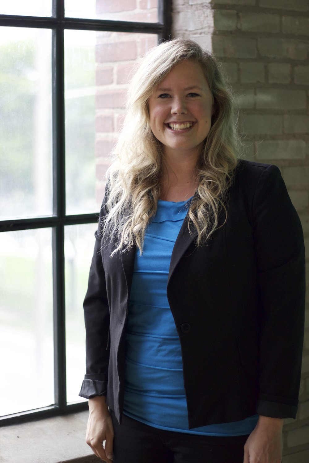 Ashley Dean - Account Consultant