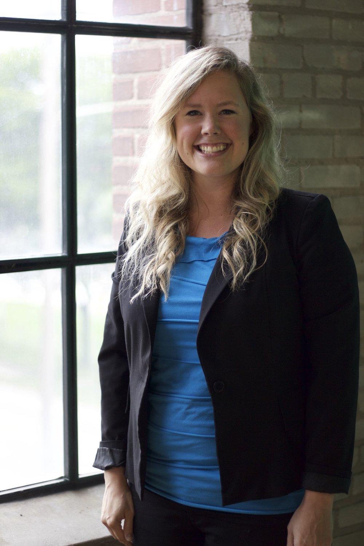 Ashley Dean - Account Consultant