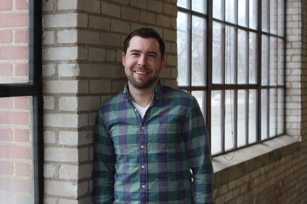 Zach Koopman - Installations & Operations Manager