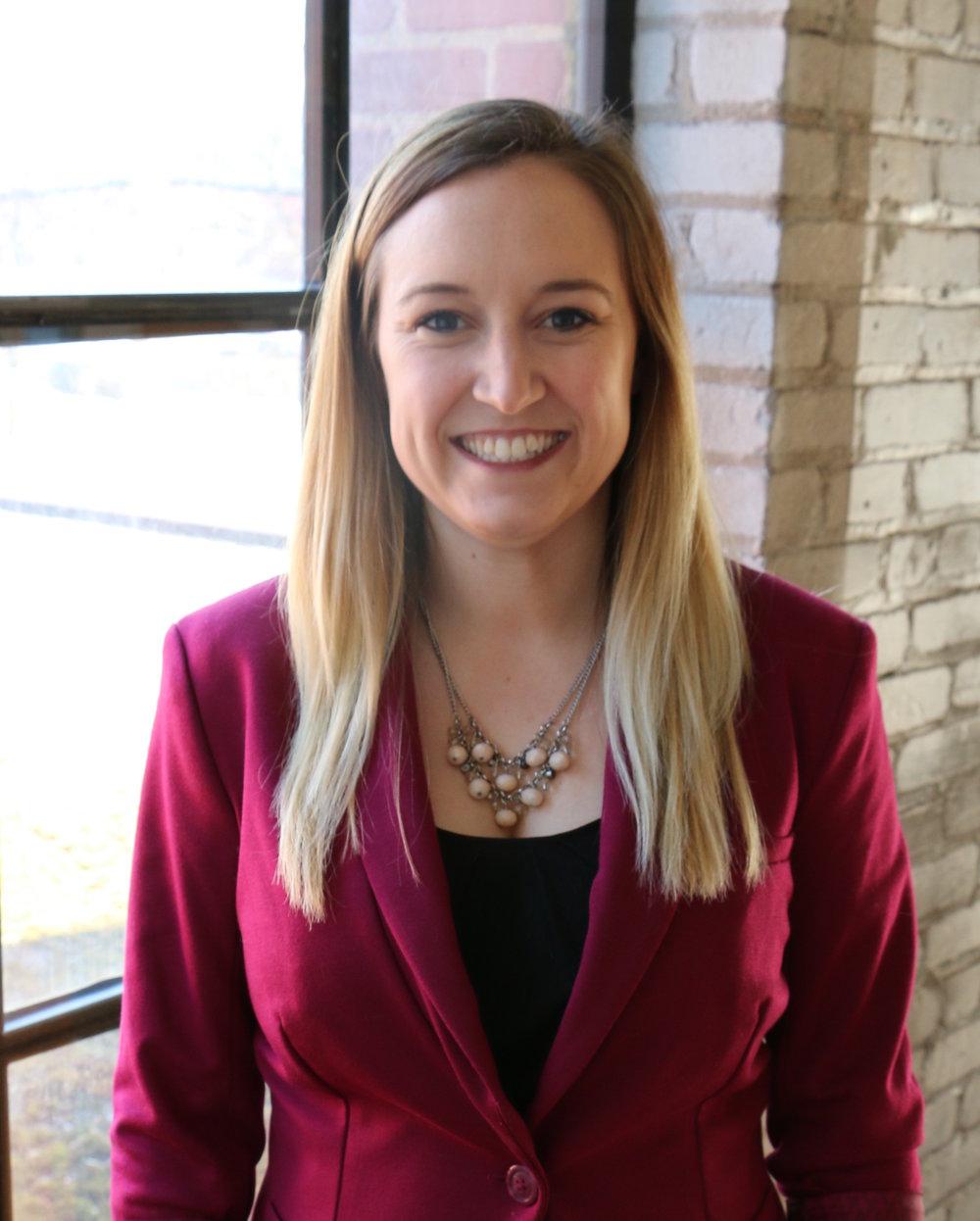 Katie Vellucci - Client Solutions