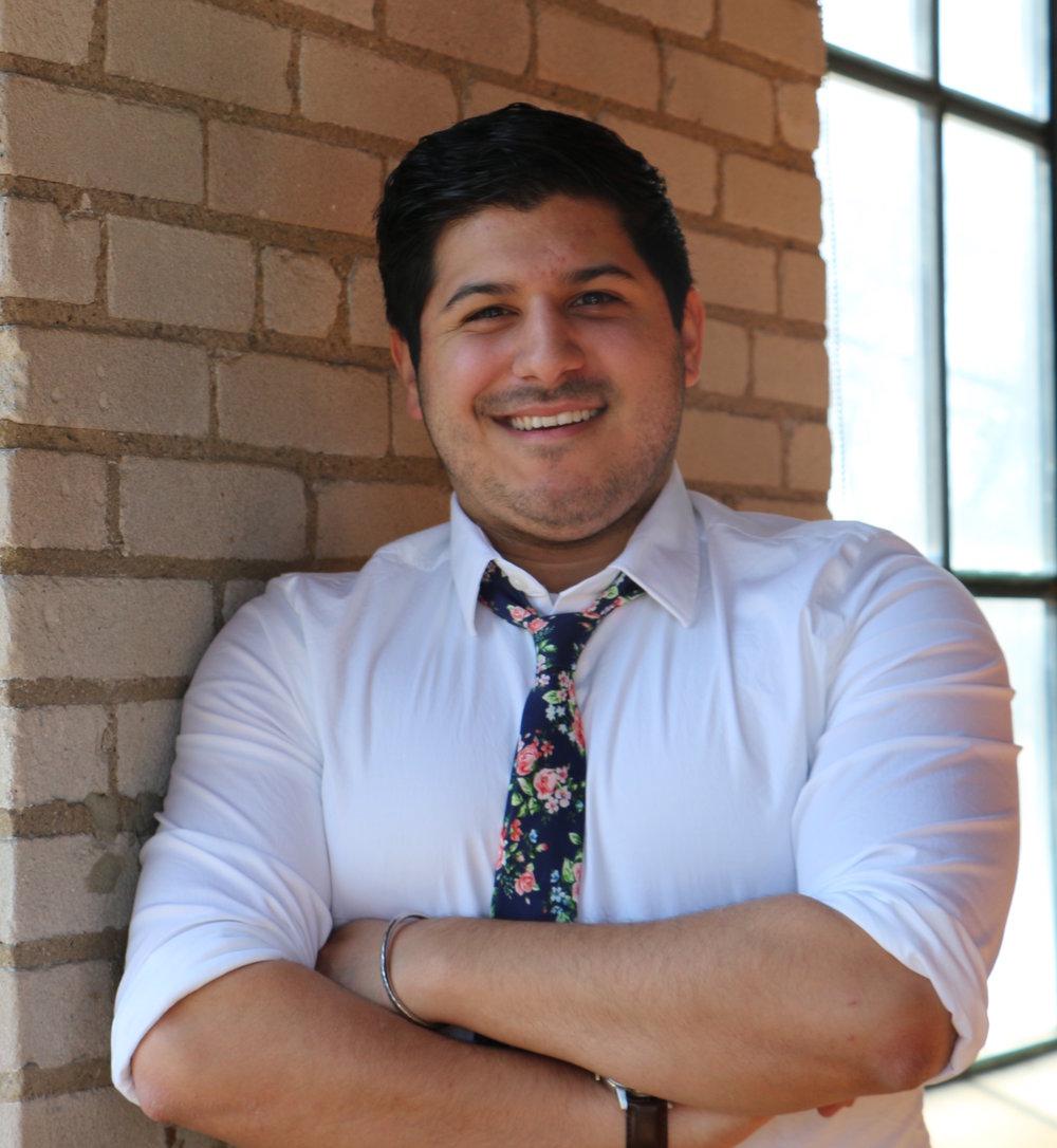 Isaac Sanchez - Client Solutions