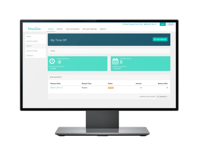 Vacation and PTO Leave Management Software