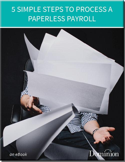 Paperless Payroll ebook