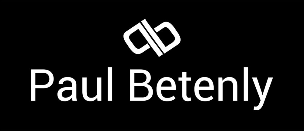 Paul Betenly Logo-2017FinalBW.png