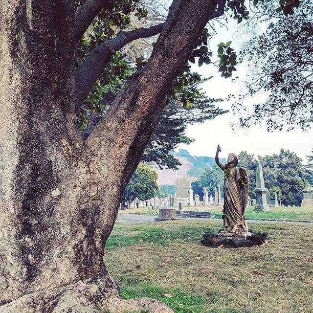 #cemeterypost