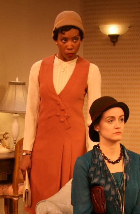 """The Constant Wife"", NYU Grad Acting"
