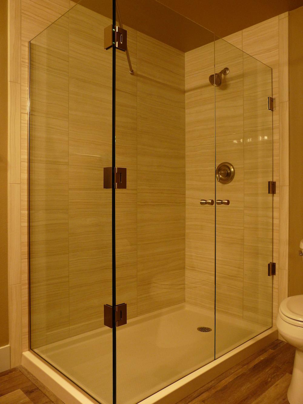 Shower Doors — Quinn Glass