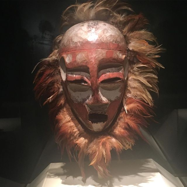 Only a little longer to enjoy the exhibit of masks from the Congo @vmfamuseum. We love exploring Richmond and this exhibit is amazing for its artistry and exploring what masks actually mean.