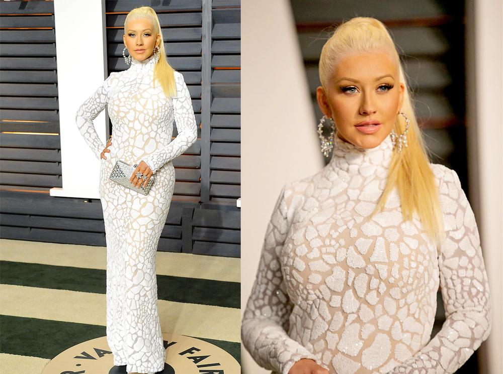 Christina Aguilera in Mark Bouwer img  1  //  img2