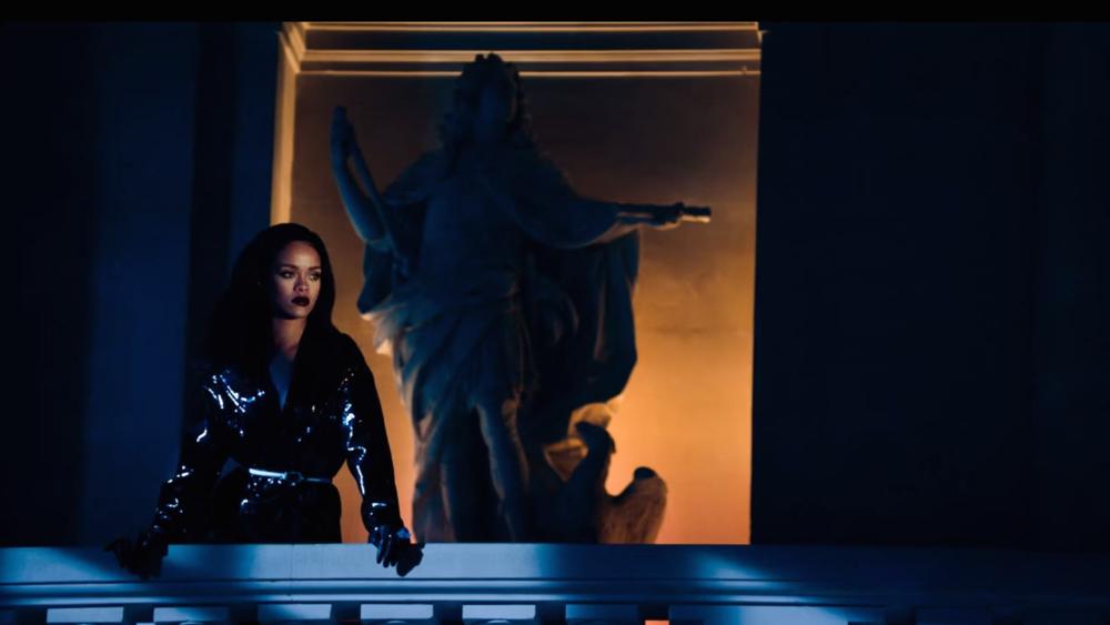 "Clip from Dior's ""Secret Garden"" Campaign feat. Rihanna"